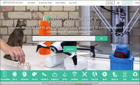10 sites for downloading free rapid prototyping printing 3d stl