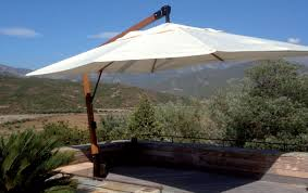 Offset Patio Umbrella by Offset Patio Umbrella Commercial Stainless Steel Bamboo