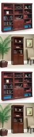 Sauder Black Bookcase by