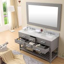 White Bathroom Vanity With Granite Top by Bathroom Design Ideas Bathroom Nice Bathroom White Corner