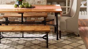 Lowe Outdoor Furniture by Pipe Frame Harvest Table