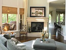 How To Decorate Your New Home by Interior Design The Statuesque Black Fireplace With A Beautiful