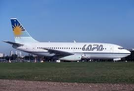 LAPA Flight 3142