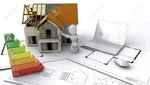 Contemporary Style House Plans Contemporary Style House Under Construction Stock Photo Picture
