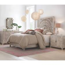 Home Decorators Reviews Home Decorators Collection Chennai White Wash King Platform Bed