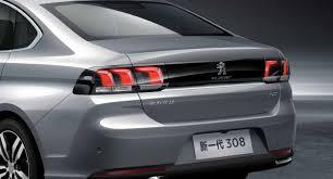 peugeot 2016 models peugeot 308 sedan 3008 facelift revealed for chinese market