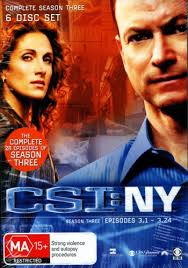 CSI New York S03E09-10