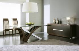 unique modern dining room tables rustic wooden counter height farm