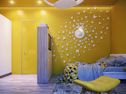 Bedroom Wall Ideas by 17 Kids Bedroom Wall Designs Ideas Design Trends Premium Psd
