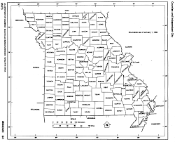 Texas Map Outline Unit 6 A State Is Born Missouri Department Of Elementary And