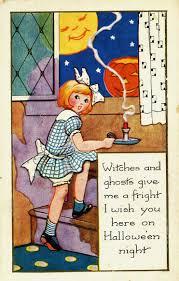 early 1900 u0027s vintage halloween cards 7