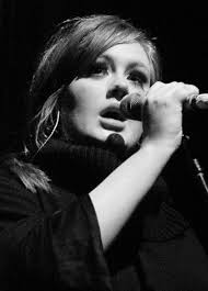 Adele in concert, January 2009