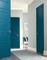 Best  Painting Interior Doors Ideas On Pinterest Interior - Turquoise paint for bedroom