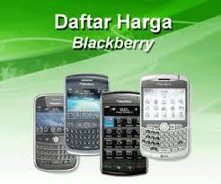 Harga Second Blackberry