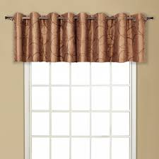 curtain co sinclair window valance 54 u0027 u0027 x 18 u0027 u0027