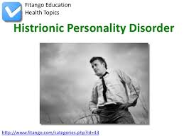 Histrionic personality disorder research paper help  Metricer com