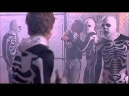 Kids Skeleton Halloween Costume by Karate Kid Halloween Fighting Hd Youtube