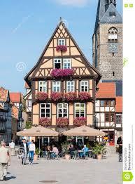 very old german village quedlinburg editorial image image 78625990