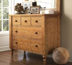Pine Drawers Pottery Barn Ashby Dresser Wax Pine Pottery Barn Furniture