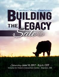 Chair Rock Angus Building The Legacy Sale 6 By Canadian Angus Association Issuu
