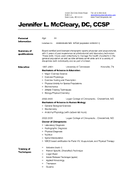 New Graduate Physician Assistant Resume Preview