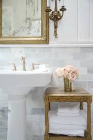 inspired ideas for a vintage bathroom design