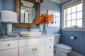 navy blue bathroom decor round aluminium light lamp ceiling small