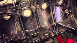 ford festiva engine pull video youtube