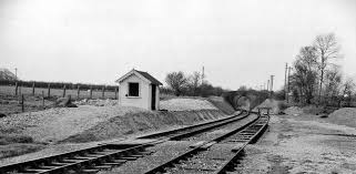 Boxford railway station