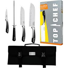 amazon com top chef by master cutlery 5 piece chef basic knife