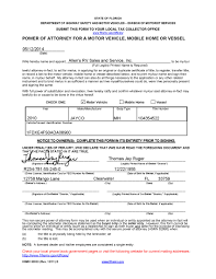Free Printable Medical Power Of Attorney by Powers Of Attorney U2013 Which Ones To Use And How U2013 Florida Rv Trade