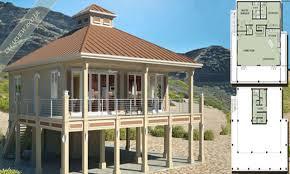 beach house floor plans on stilts webshoz com