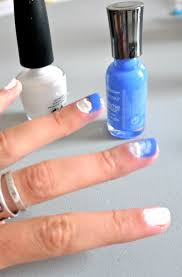 diy ombre nail polish pumps u0026 iron