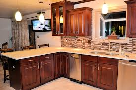 How To Install Kitchen Island by Wood Countertops Cost To Install Kitchen Cabinets Lighting