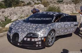 Bugatti Veyron Engine Price Bugatti Veyron Successor To Do 0 60 Mph In 2 0 Seconds Report