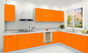 Remodel Small Kitchen Marvellous Orange Color Kitchen Design 60 About Remodel Small