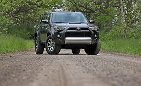 toyota 4runner 2017 toyota 4runner in depth model review car and driver