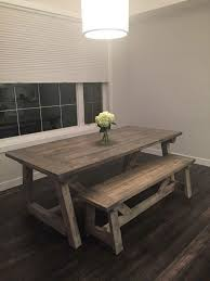 Best Rustic Kitchen Tables Ideas On Pinterest Diy Dinning - Table in kitchen