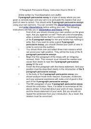 Examples argumentative essays READ MORE