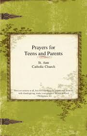what is thanksgiving prayer teen and parent prayers