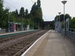 Blackhorse Lane tram stop