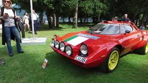 loud revs lancia stratos and alpine a110 renault rallye monte