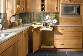 Kitchen Maid Cabinets by Harmony Kitchen Cabinet Storage Solutions From Kraftmaid