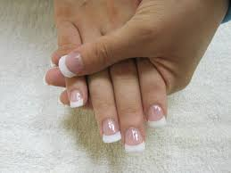27 pink and white acrylic nail designs stylepics
