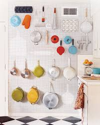 Kitchen Wall Organization Ideas 70 Resourceful Ways To Decorate With Pegboards And Other Similar Ideas