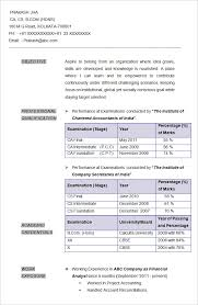 Application Resume Example by Accounting Resume Template U2013 11 Free Samples Examples Format