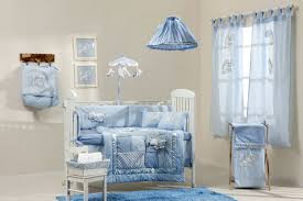 baby bedding sets blue doggie crib bedding collection 4 pc crib