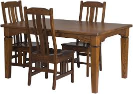 harvest dining room table erik organic