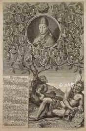 PAPST: Benedict XIII. (Pietro Francesco Orsini), , 1649 - 1730 ... - dsc03724