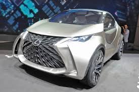 lexus concept cars lexus u0027 futuristic lf sa is one of the few genuine concept cars on